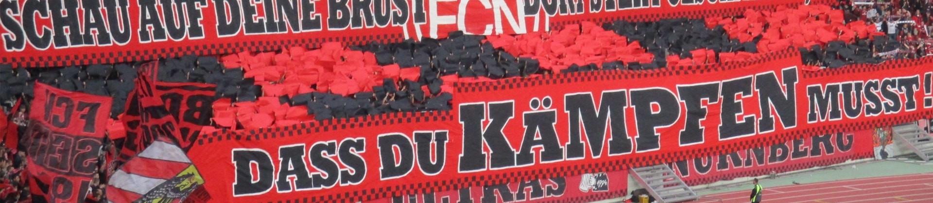 Nürnberger Ultras sammeln 55.000 € für den guten Zweck