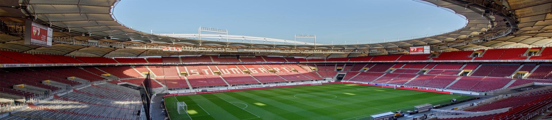 Polizeieinsatz: 591 KSC-Fans verpassen das Derby in Stuttgart