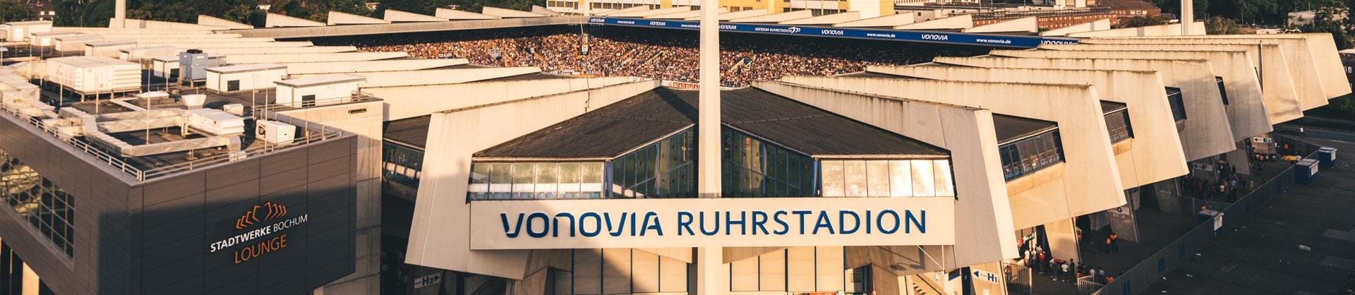 Fanfreundschaft zwischen dem VfL Bochum und dem FC Bayern