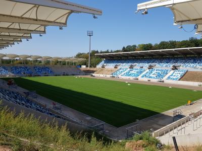 Informationen zum/zur Ludwigsparkstadion