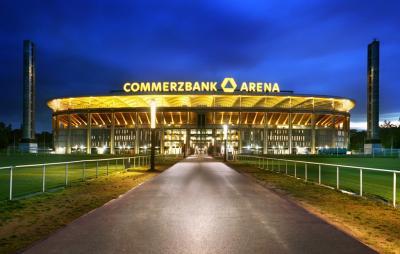 Informationen zum/zur Commerzbank Arena