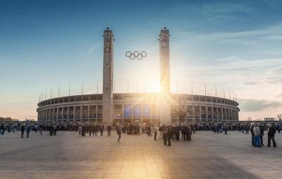 Informationen zum/zur Olympiastadion