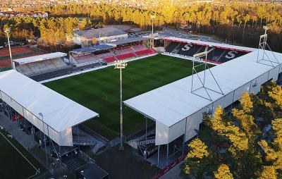 Informationen zum/zur BWT-Stadion am Hardtwald