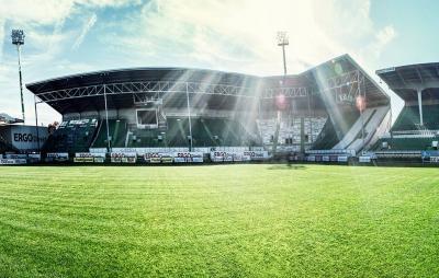 Informationen zum/zur Sportpark Ronhof Thomas Sommer
