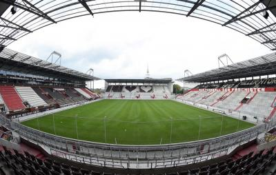 Informationen zum/zur Millerntor-Stadion