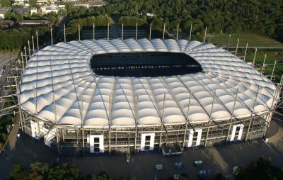 Informationen zum/zur Volksparkstadion