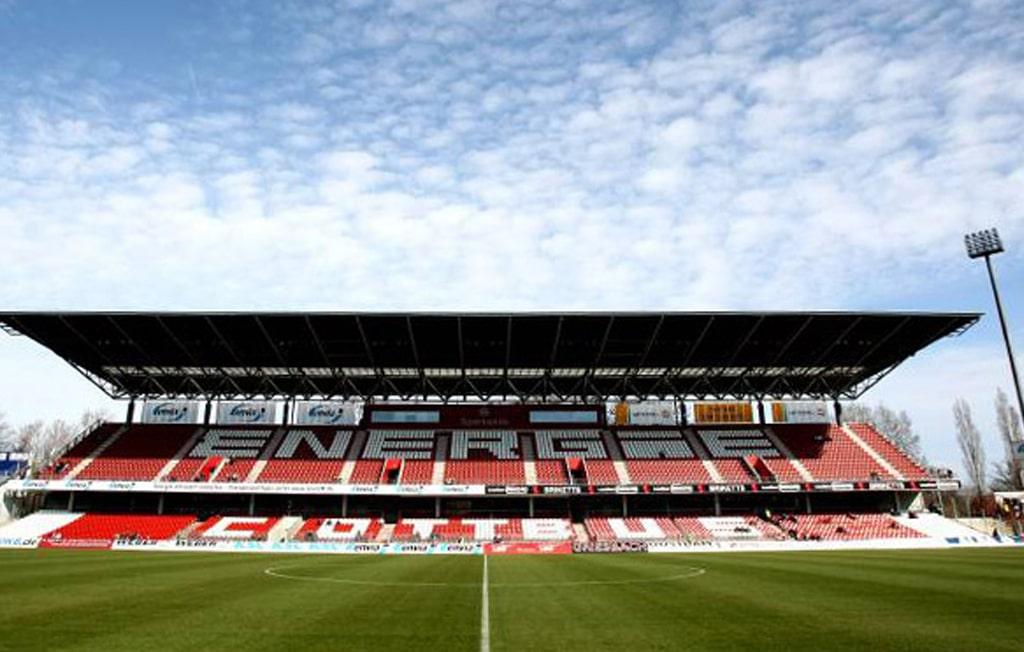 Stadion der Freundschaft in Cottbus