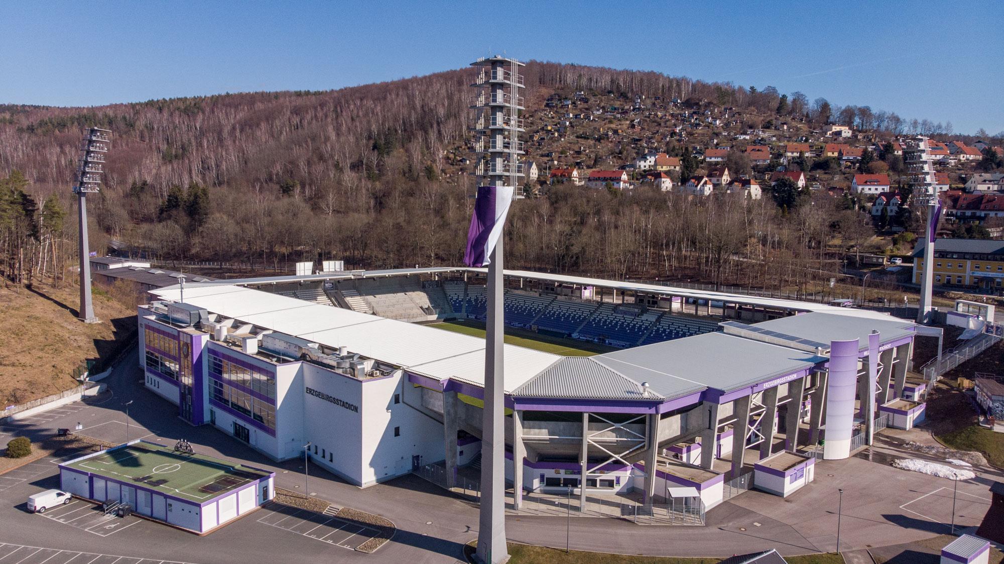 Erzgebirgsstadion Aue