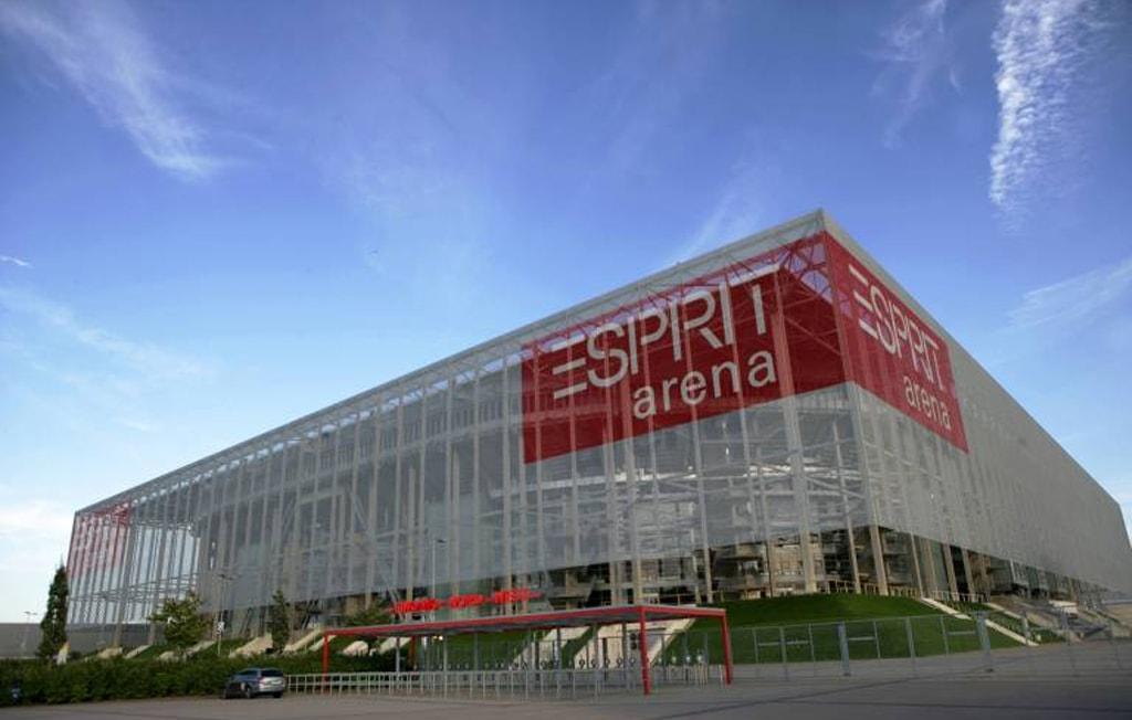 Düsseldorf Esprit arena