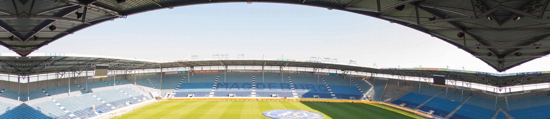 Block U bleibt in Zukunft von allen Spielen gegen Halle fern