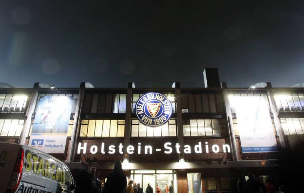 Holstein Stadion Kiel