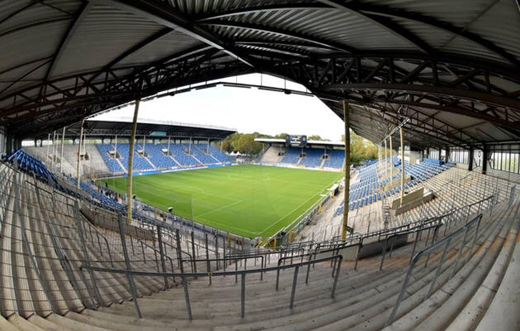 Waldhof Mannheim Stadion Carl Benz