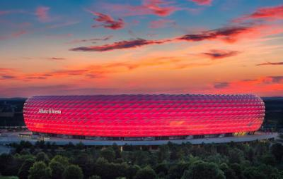 Informationen zum/zur Allianz Arena