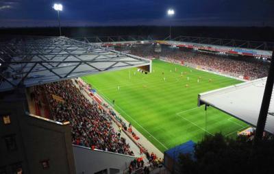 Informationen zum/zur Stadion a. d. Alten Försterei