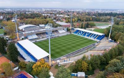Informationen zum/zur Merck-Stadion am Böllenfalltor