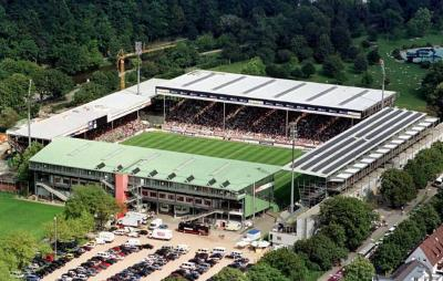 Informationen zum/zur Schwarzwaldstadion