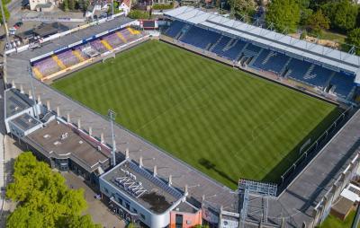 Informationen zum/zur Stadion an der Bremer Brücke