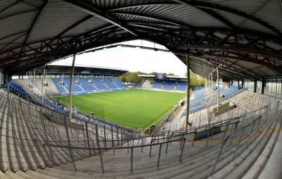 Informationen zum/zur Carl Benz Stadion