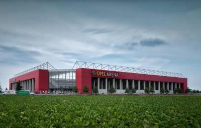 Informationen zum/zur OPEL Arena