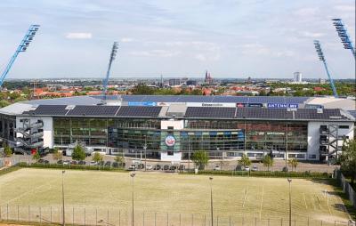 Informationen zum/zur Ostseestadion