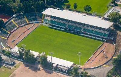 Informationen zum/zur Preußenstadion