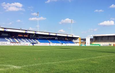 Informationen zum/zur Frimo Stadion