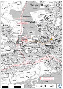 Anfahrt Ostalb Arena