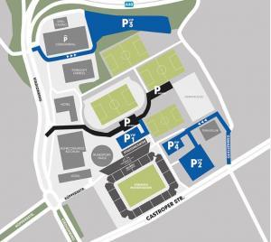 Anfahrt Vonovia Ruhrstadion