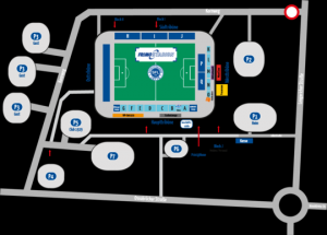 Anfahrt Frimo Stadion
