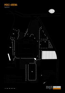 Anfahrt MDCC-Arena