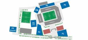 Anfahrt Carl Benz Stadion