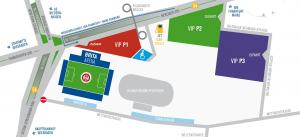 Anfahrt Brita-Arena