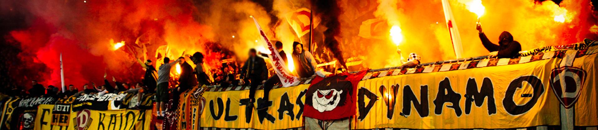 Dynamo Dresden: Mutmaßlicher Böllerwerfer identifiziert