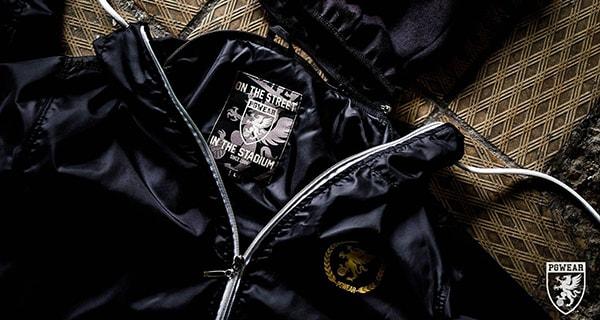 Jacken für Fußballfans