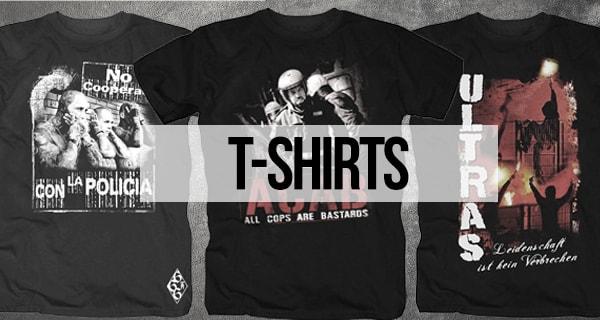 T Shirts für Fußbfallfans