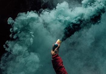 Jumbo Rauchfackeln für Silvester